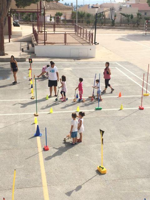 Educación vial en la escuela de verano de Moratalla - 5, Foto 5