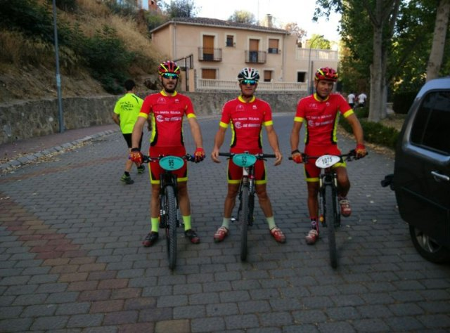 Tres nuevos podiums para el C.C. Santa Eulalia el pasado fin de semana, Foto 1