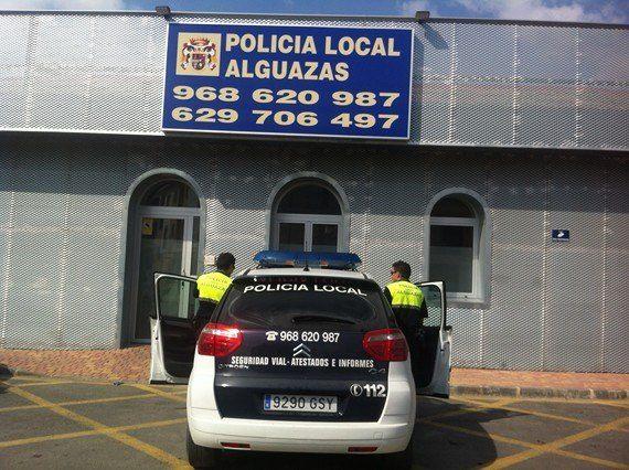Detenido en Alguazas por diversos robos con violencia e intimidación - 1, Foto 1