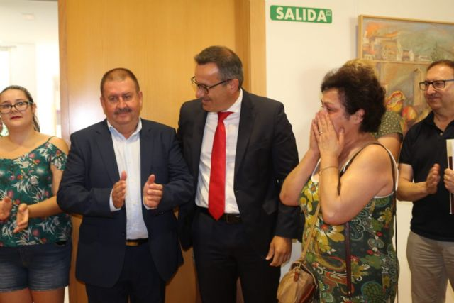 Diego Conesa announces a modification of the layout of the Mediterranean Corridor in Totana to minimize the impact on residents Adif will shortly approve the project between Sangonera and Lorca and draft a new proposal for this section with the inten
