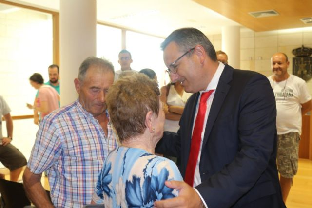 Diego Conesa announces a modification of the layout of the Mediterranean Corridor in Totana to minimize the impact on residents Adif will shortly approve the project between Sangonera and Lorca and draft a new proposal for this section with the inten, Foto 6