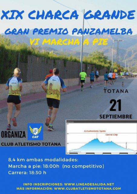 A photo of Totana.com illustrates the poster of the 19th Great Pond, which will take place on September 21, Foto 3