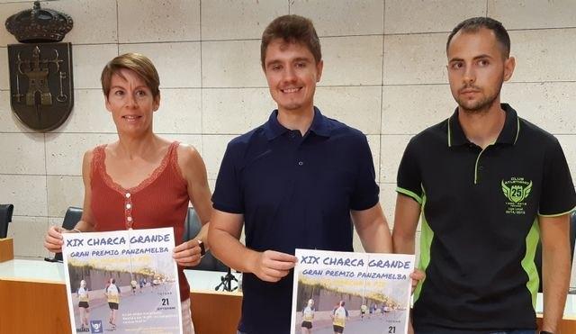 Las pruebas XIX Charca Grande-Gran Premio Panzamelba y la VI Marcha a Pie se celebran el sábado 21 de septiembre sobre un circuito mixto