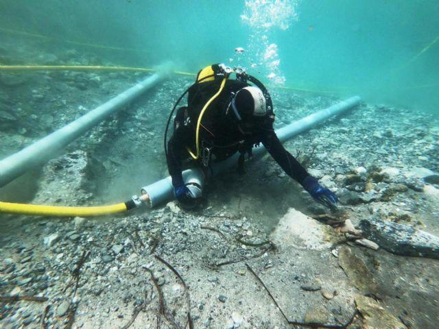 Un nuevo yacimiento coloca a Mazarrón en el centro de la arqueología subacuática del mundo fenicio, Foto 2