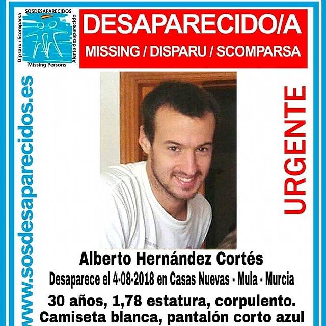 La familia de Alberto Hernández pide que se le busque con los mismos medios que a Blanca Fernández Ochoa - 1, Foto 1