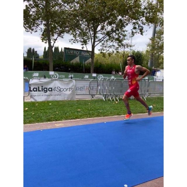 Gran resultado para los triatletas murcianos en la Copa de Europa de Triatlón Junior - 2, Foto 2