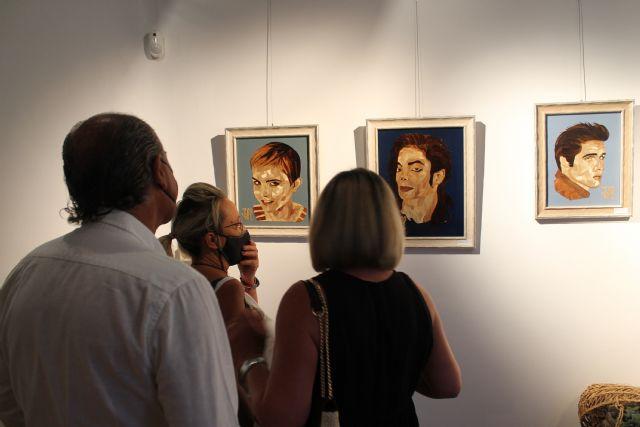 El Museo del Vino de Bullas acoge la exposición de Juan Llorente 'Un racimo de perlas' - 2, Foto 2