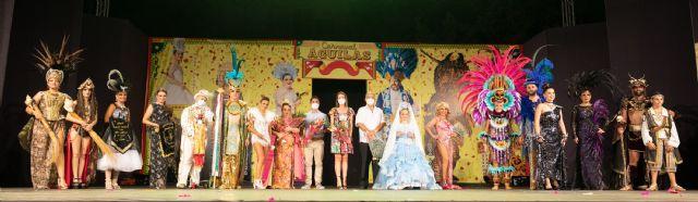 Las ganas de Carnaval se hacen notar en la Gala de Presentación de Personajes - 1, Foto 1