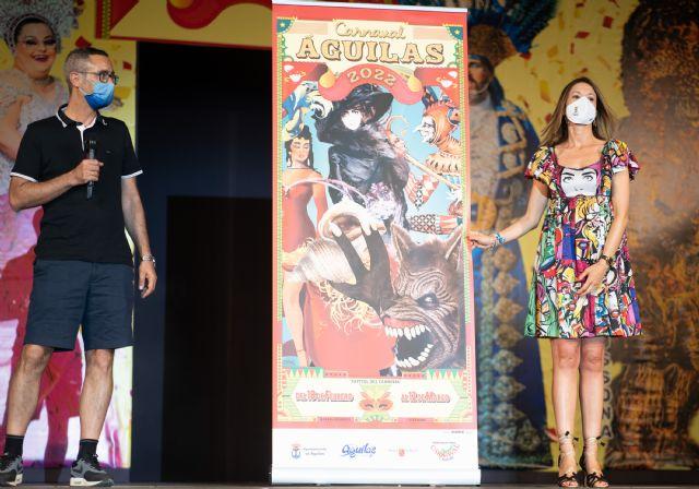 Las ganas de Carnaval se hacen notar en la Gala de Presentación de Personajes - 2, Foto 2