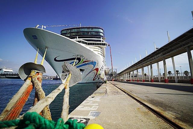 Bienvenido de nuevo: Norwegian Epic regresa al mar - 1, Foto 1