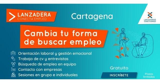 Abierta la inscripción para la nueva ´Lanzadera Conecta Empleo´ que se pondrá en marcha en octubre en Cartagena - 1, Foto 1