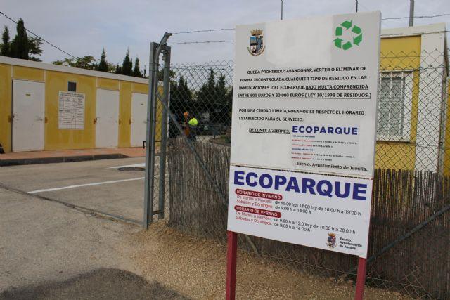 Se abre el proceso de adjudicación del contrato de recogida selectiva de residuos y gestión del Ecoparque - 1, Foto 1