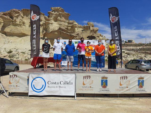 Las aguas de Bolnuevo acogen a la Copa de España de Natación en aguas abiertas Seaman Costa Cálida - 2, Foto 2