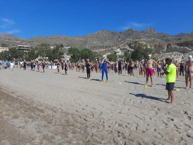 Las aguas de Bolnuevo acogen a la Copa de España de Natación en aguas abiertas Seaman Costa Cálida - 3, Foto 3