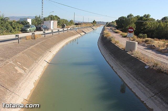 El alcalde de Totana opina sobre el trasvase de 33 hectómetros de la cabecera del Tajo al Segura para riego y consumo humano aprobado por el Gobierno, Foto 1