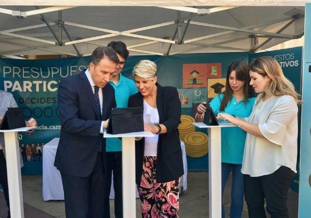 Los ciudadanos pueden decidir el destino de un millón de euros de los Presupuestos Participativos para modernización de regadíos - 1, Foto 1