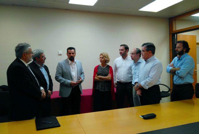 """Cs: """"La entrada del AVE soterrado a Murcia debería ser el objetivo de todos los murcianos"""" - 2, Foto 2"""
