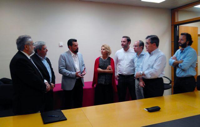 """Cs: """"La entrada del AVE soterrado a Murcia debería ser el objetivo de todos los murcianos"""" - 3, Foto 3"""