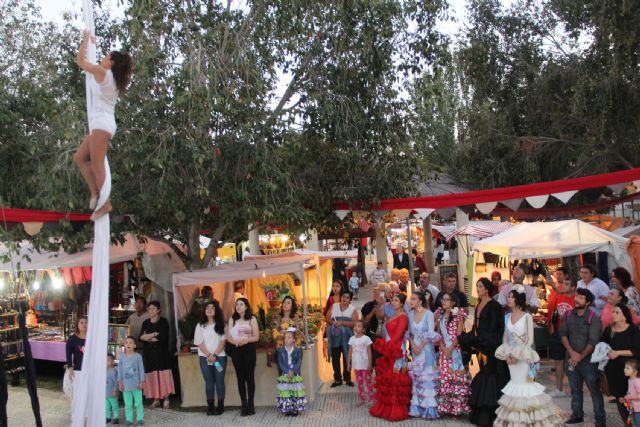 Puerto Lumbreras celebra su tradicional Mercado Medieval en el parque San Rafael - 3, Foto 3