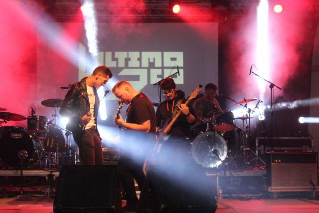 Las  bandas locales rinden homenaje a Ángel Rosique en 'La noche de Ángel' - 2, Foto 2