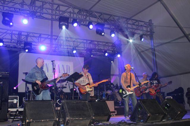Las  bandas locales rinden homenaje a Ángel Rosique en 'La noche de Ángel' - 3, Foto 3