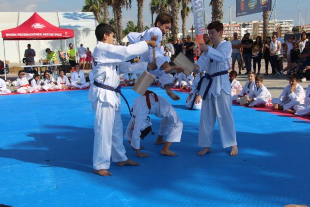La gran fiesta del deporte se celebra en San Pedro del Pinatar durante el fin de semana - 2, Foto 2
