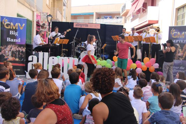 GMV Big Band cierra Allegro con un concierto didáctico de bandas sonoras en clave de jazz - 2, Foto 2