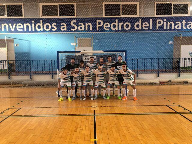 Zambú CFS Pinatar vuelve a ganar ante su afición por 5-2 al CD Victoria Kent FS - 1, Foto 1