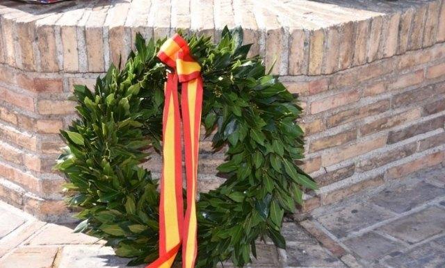 Totana volver� a celebrar el pr�ximo 12 de octubre el acto institucional de homenaje a la Bandera de España coincidiendo con el D�a de la Fiesta Nacional, Foto 2