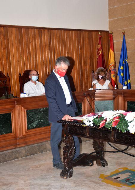 Juan Hervás Ruiz toma posesión como nuevo concejal del Grupo Socialista de Calasparra en su cargo de Concejal de Mayores y Tercera Edad - 1, Foto 1