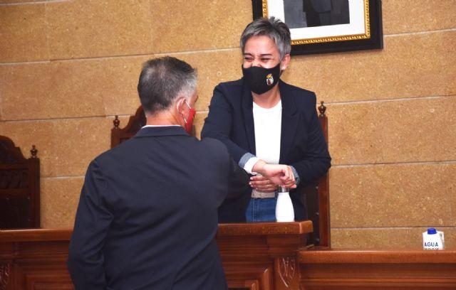 Juan Hervás Ruiz toma posesión como nuevo concejal del Grupo Socialista de Calasparra en su cargo de Concejal de Mayores y Tercera Edad - 2, Foto 2