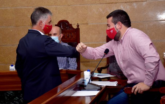 Juan Hervás Ruiz toma posesión como nuevo concejal del Grupo Socialista de Calasparra en su cargo de Concejal de Mayores y Tercera Edad - 3, Foto 3