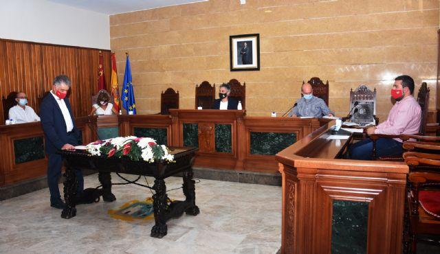 Juan Hervás Ruiz toma posesión como nuevo concejal del Grupo Socialista de Calasparra en su cargo de Concejal de Mayores y Tercera Edad - 4, Foto 4