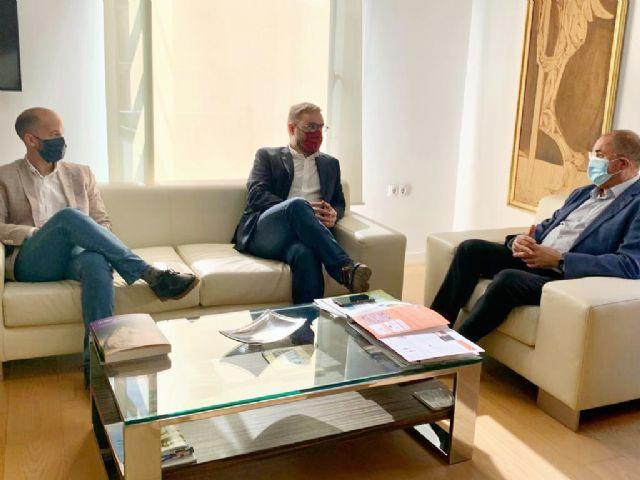 Los alcaldes de Lorca y Totana solicitan al Gobierno Regional más medios sanitarios y prioridad en las ayudas para reducir el número de contagios por Covid en ambos municipios, Foto 1