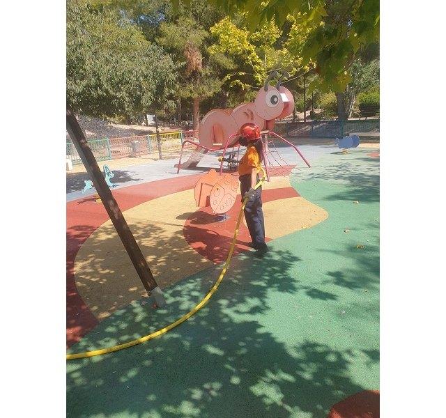 Reabren los parques infantiles de Cehegín - 1, Foto 1
