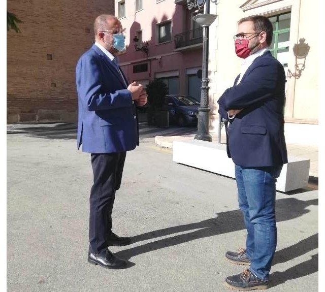 Los alcaldes de Totana y Lorca solicitan prioridad en las ayudas a fondo perdido para ayudar a los sectores productivos más perjudicados, Foto 4