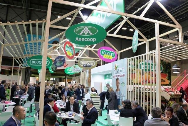 Anecoop potencia la visibilidad del sector agrario en Fruit Attraction Live Connect - 1, Foto 1