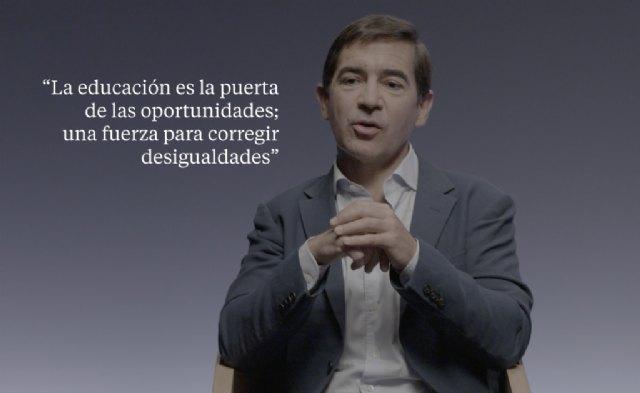 """Carlos Torres Vila: """"La educación es el motor de crecimiento de la sociedad"""" - 1, Foto 1"""