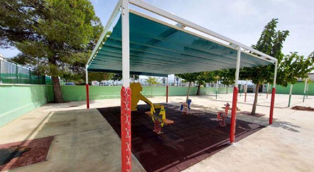 El Ayuntamiento invierte este año en obras en los dos colegios de Lorquí casi 169.000 euros - 1, Foto 1