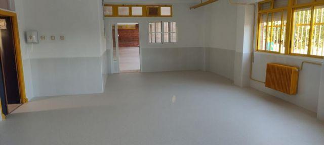 El Ayuntamiento invierte este año en obras en los dos colegios de Lorquí casi 169.000 euros - 3, Foto 3