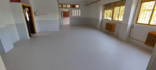 El Ayuntamiento invierte este año en obras en los dos colegios de Lorquí casi 169.000 euros - 4, Foto 4
