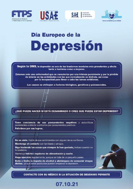 SAE reivindica mayor compromiso con la salud mental - 1, Foto 1