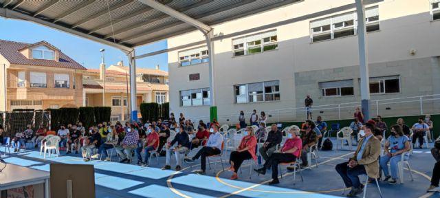 El Ayuntamiento de Molina de Segura se suma a la conmemoración del Día Mundial de la Salud Mental 2021, promovido por AFESMO - 1, Foto 1