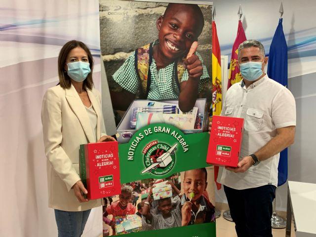 Ya está en marcha la Operación Niño de la Navidad 2021 - 1, Foto 1