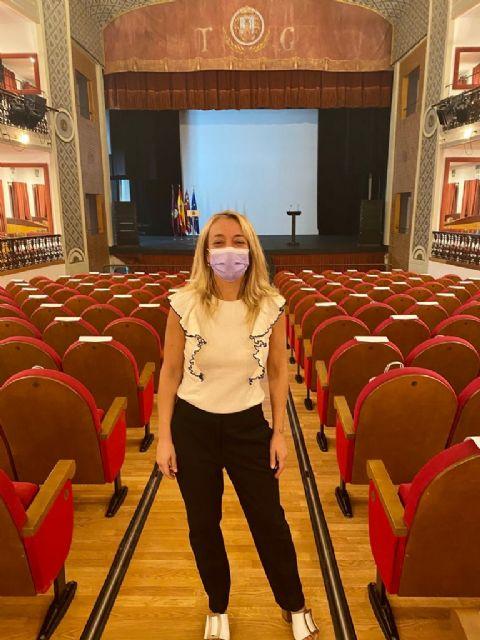 El Ayuntamiento de Lorca pondrá, mañana, a la venta de manera online, 82 nuevas entradas para la actuación de la cómica Martita de Graná de este jueves, 7 de octubre - 1, Foto 1