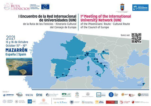I encuentro de la red internacional de universidades -ruta de los fenicios-, Foto 1