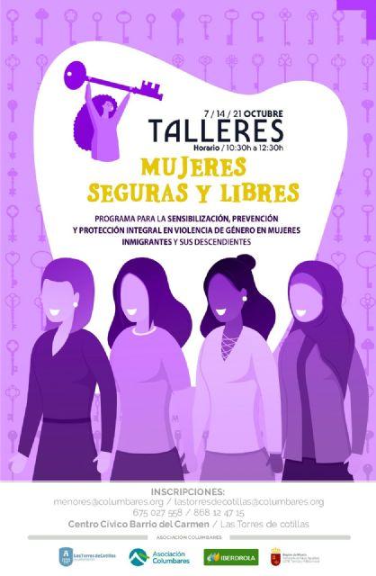 Unos talleres concienciarán en el barrio del Carmen a la población inmigrante contra la violencia de género - 1, Foto 1