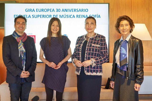 La Escuela Superior de Música Reina Sofía celebra su 30 aniversario - 3, Foto 3