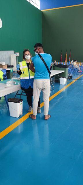 Última jornada de vacunación frente a la COVID-19 en Torre Pacheco - 2, Foto 2