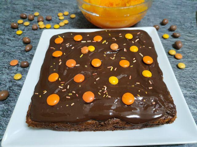 Receta: Cómo hacer brownie de calabaza de forma fácil - 3, Foto 3